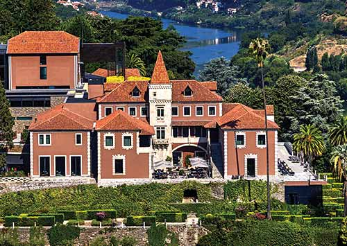 the six senses douro valley resort in portugal gardens and hotel